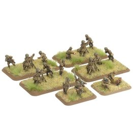 Flames of War JP705 Medium Mortar Platoon