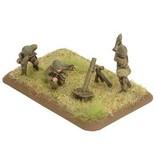Flames of War JP705 Medium Mortar Platoon