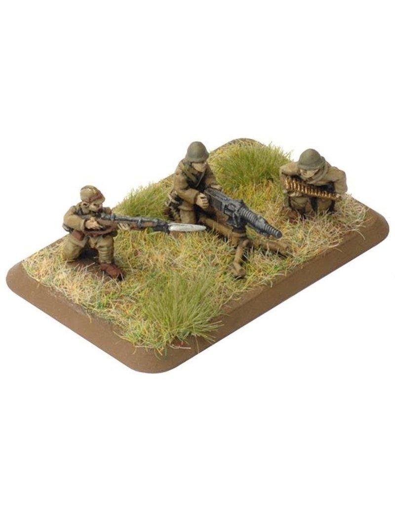 Flames of War JP707 Hohei Weapons Platoon