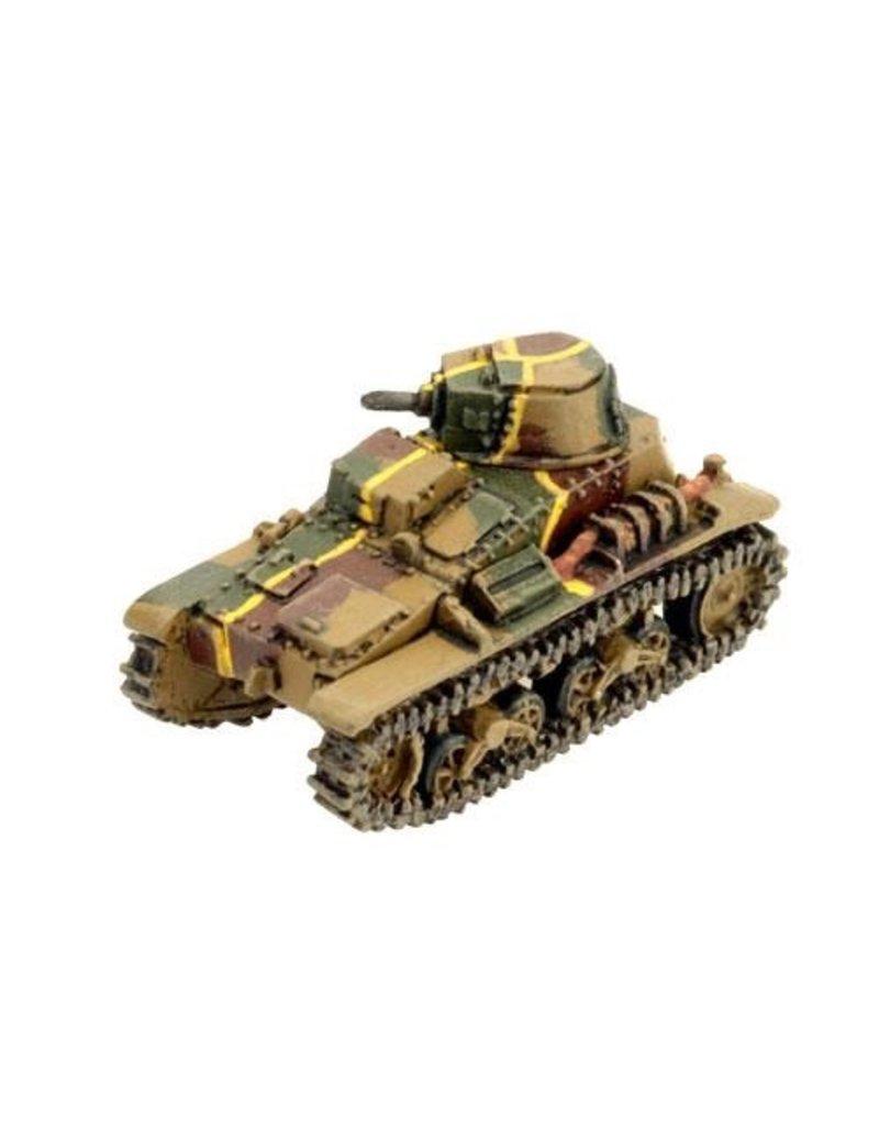 Flames of War JP005 Type 94 TK