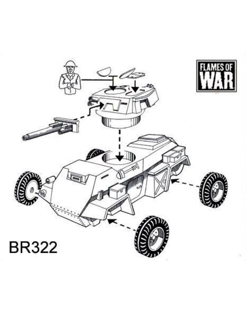 Flames of War BR322 Humber II