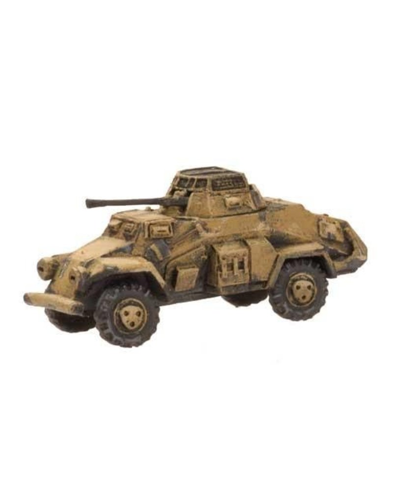 Flames of War GE301 German SdKfz 222 2cm