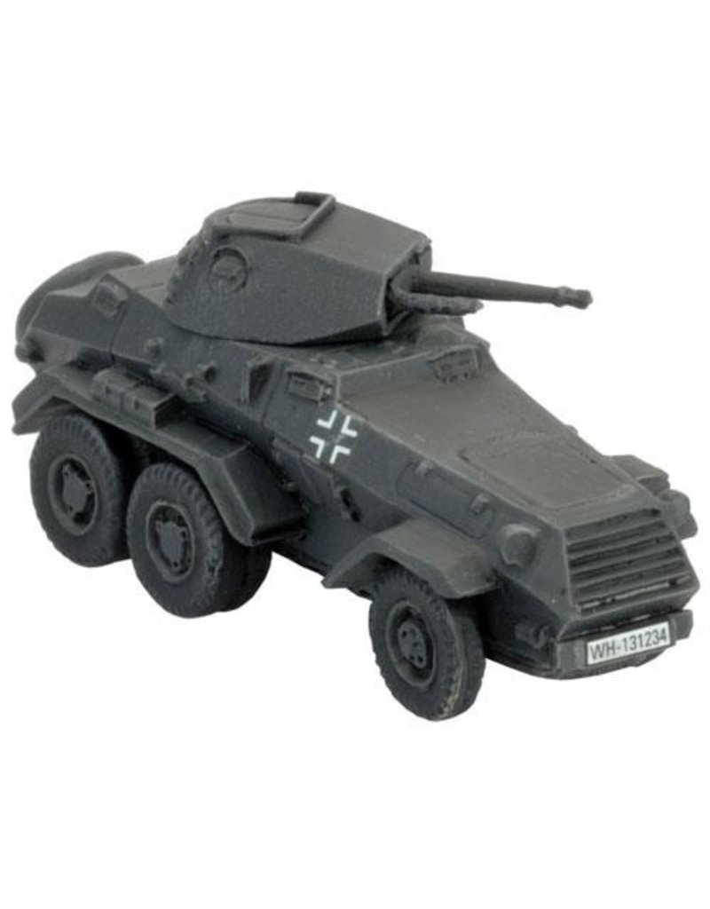 Flames of War GE320 German SdKfz 231 6-rad