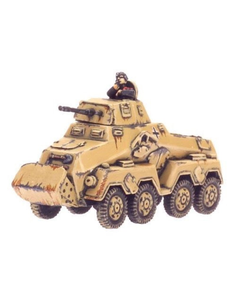 Flames of War GE340 German SdKfz 231 (8-rad)