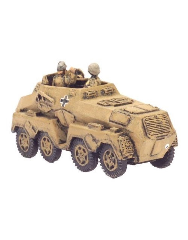 Flames of War GE341 German SdKfz 233 7.5cm