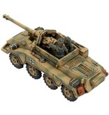 Flames of War GE364 Sd Kfz 234/4 (PaK 40), Heavy Panzerspah Platoon