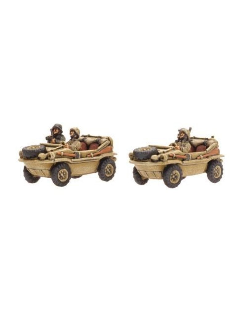 Flames of War GE411 German Schwimmwagen