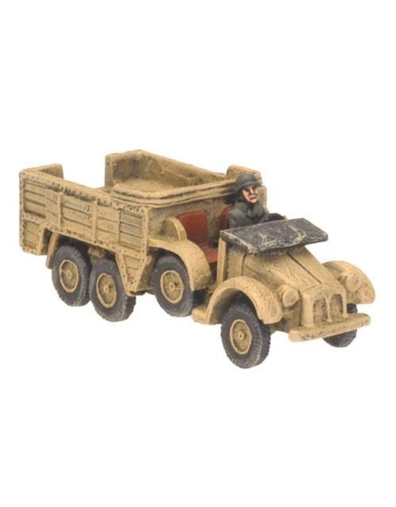 Flames of War GE420 German Krupp Kfz 70 truck