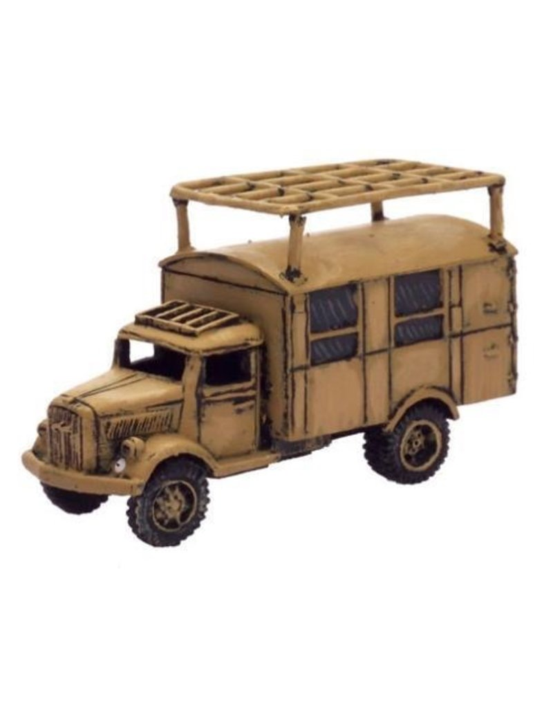 Flames of War GE490 German Opel Kfz 68 Radio Truck