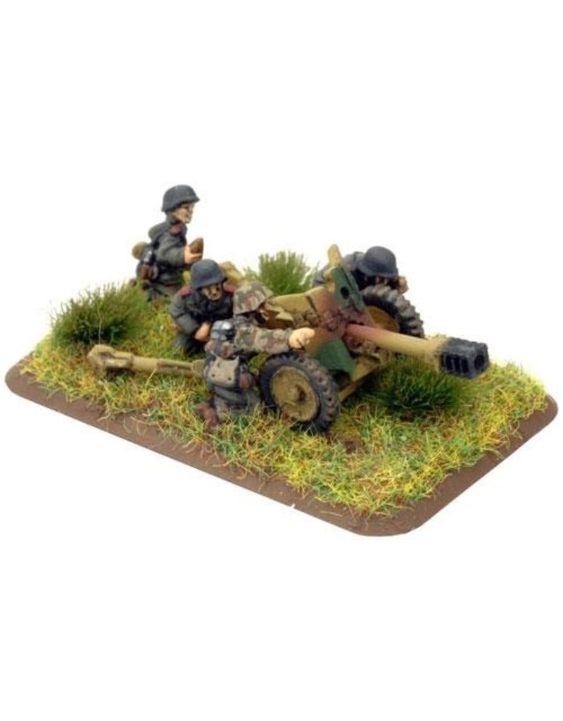 Flames of War GE509 German 7.5cm IG37 Gun