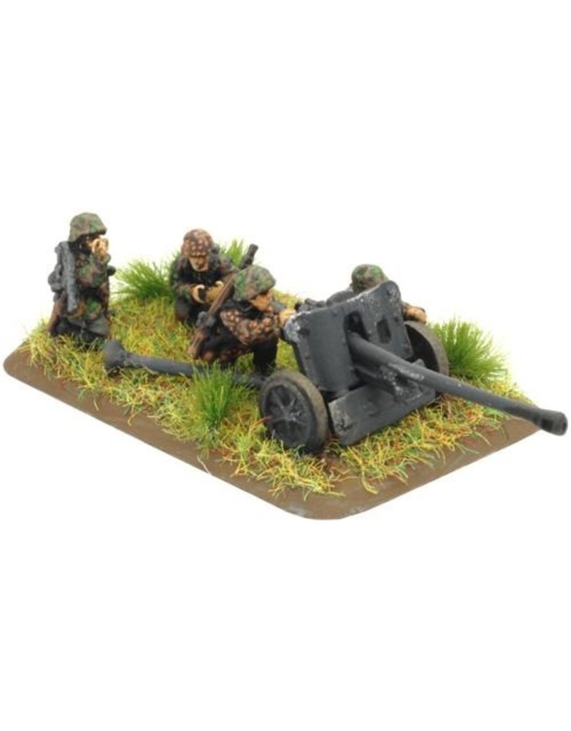Flames of War GE512 German 5cm PaK38 Gun SS