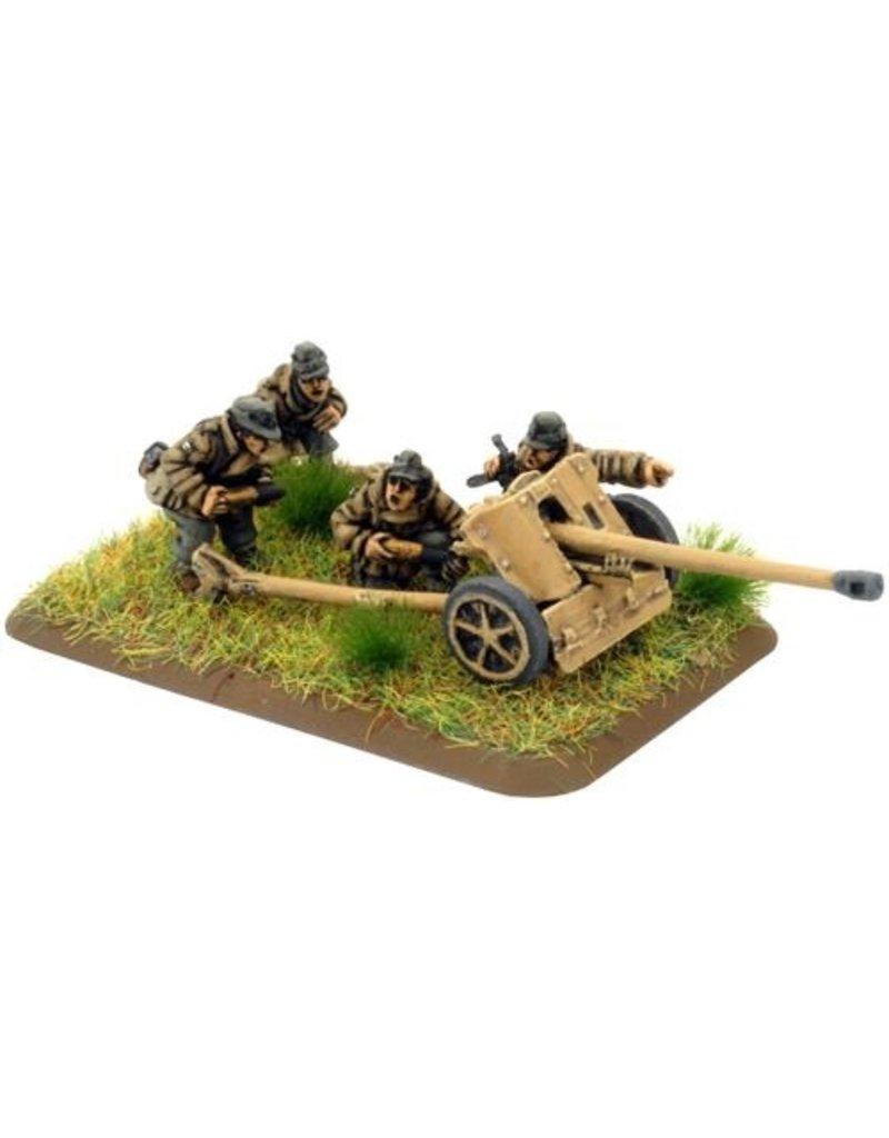Flames of War GE513 German 5cm PaK38 Gun GJ