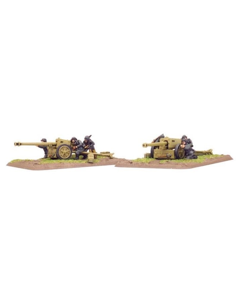Flames of War GE520 German 7.5cm PaK40