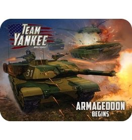 Team Yankee FW905-OBJ Team Yankee Armageddon Objectives