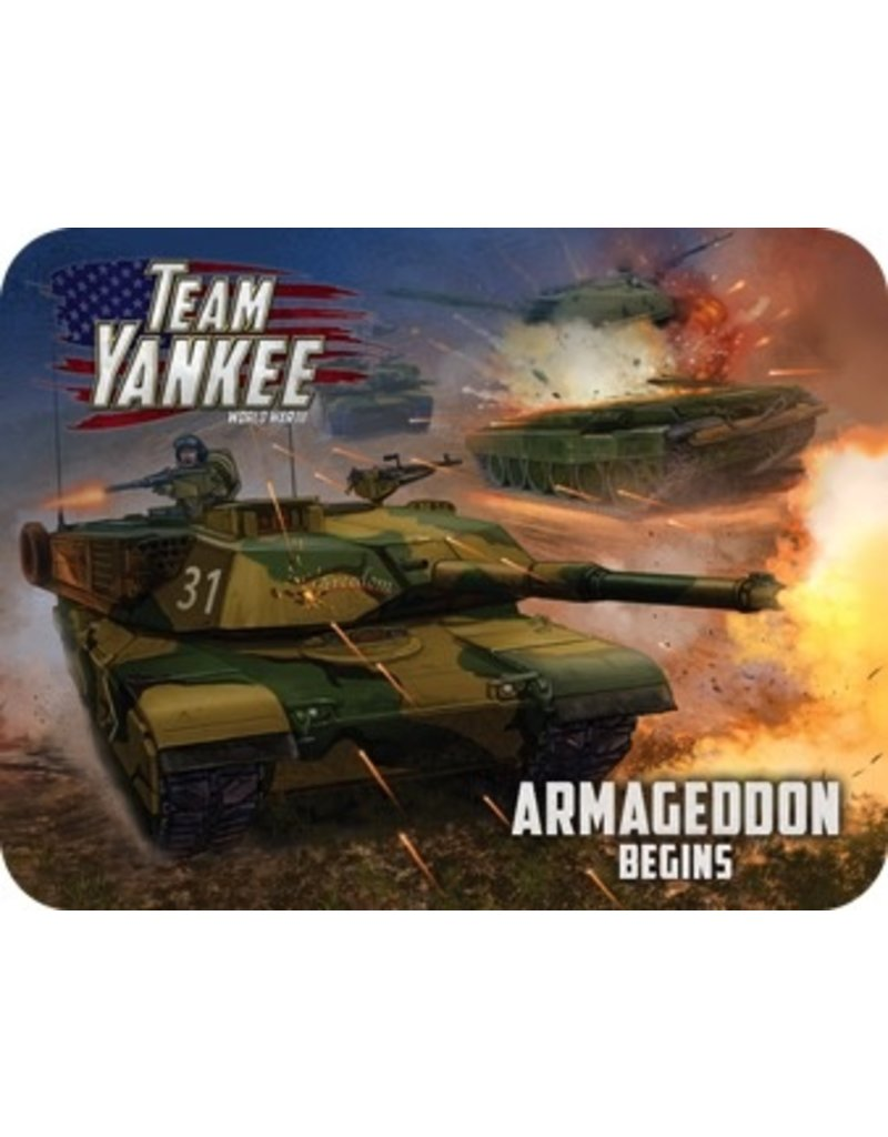 Team Yankee FW905-OBJ Team Yankee Armageddon Objectives