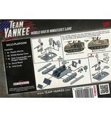 Team Yankee TUBX03 M113 Platoon (Plastic)