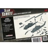 Team Yankee TUBX05 Cobra Attack Helicopter Platoon