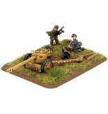 Flames of War GE522 German HG 7.5cm PaK40 Gun