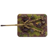 Flames of War GE530 German 8.8cm PaK43/1