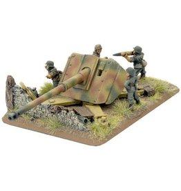 Flames of War GE531 8.8cm PaK43 Cruciform Mount