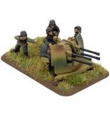 Flames of War GE535 German 2cm Quad FlaK Gun