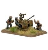 Flames of War GE544 German SS 2cm FlaK38 Gun