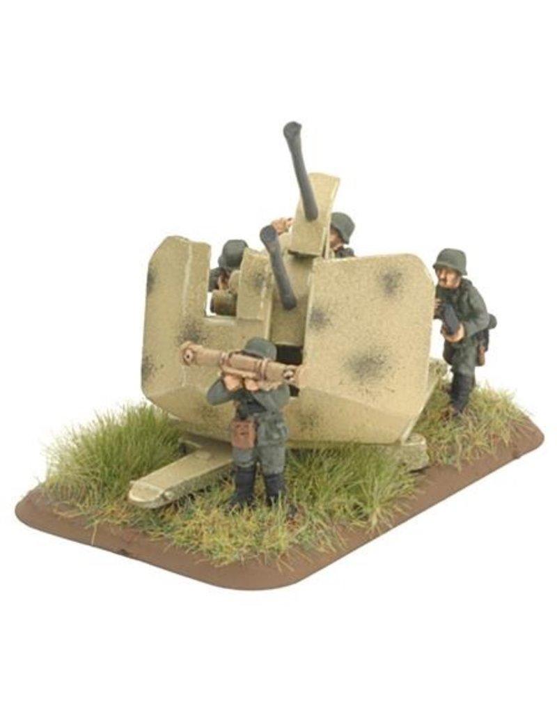 Flames of War GE546 3.7cm FlaKzwilling 43 gun