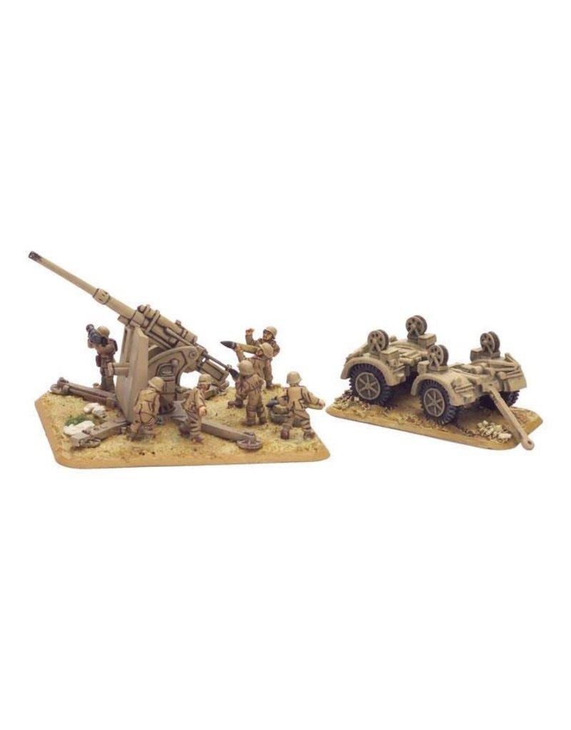 Flames of War GE550 German 8.8cm Flak36 gun