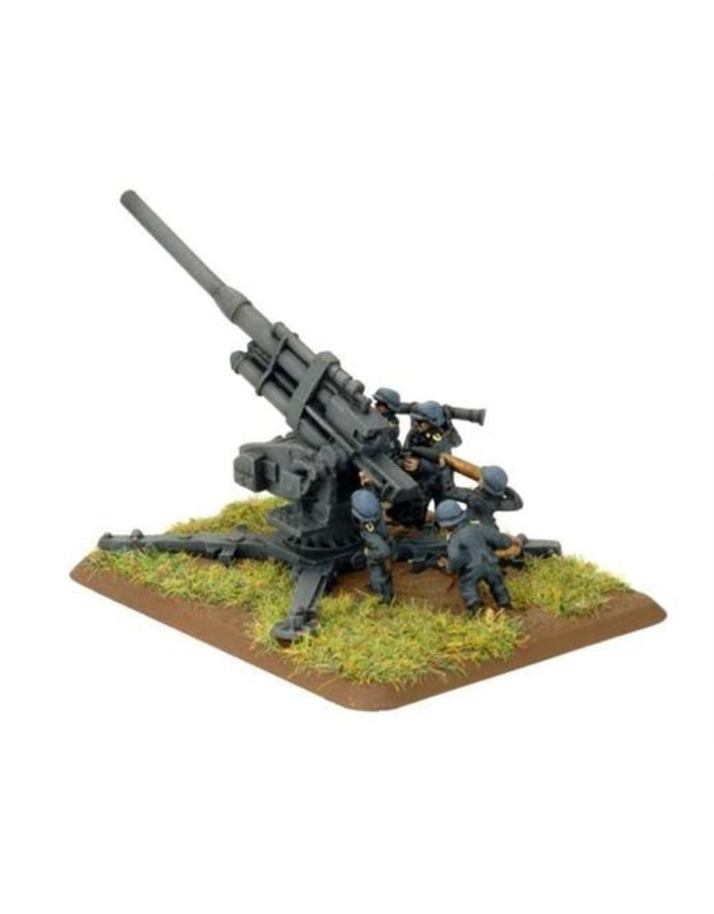 Flames of War GE552 10.5cm FlaK39