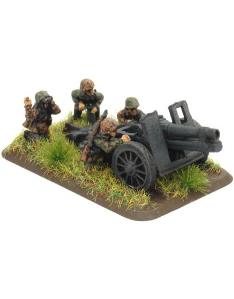 Flames of War GE557 German 15cm sIG33 Gun SS