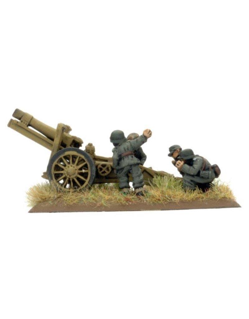Flames of War GE566 German 15cm siG33 Gun Platoon