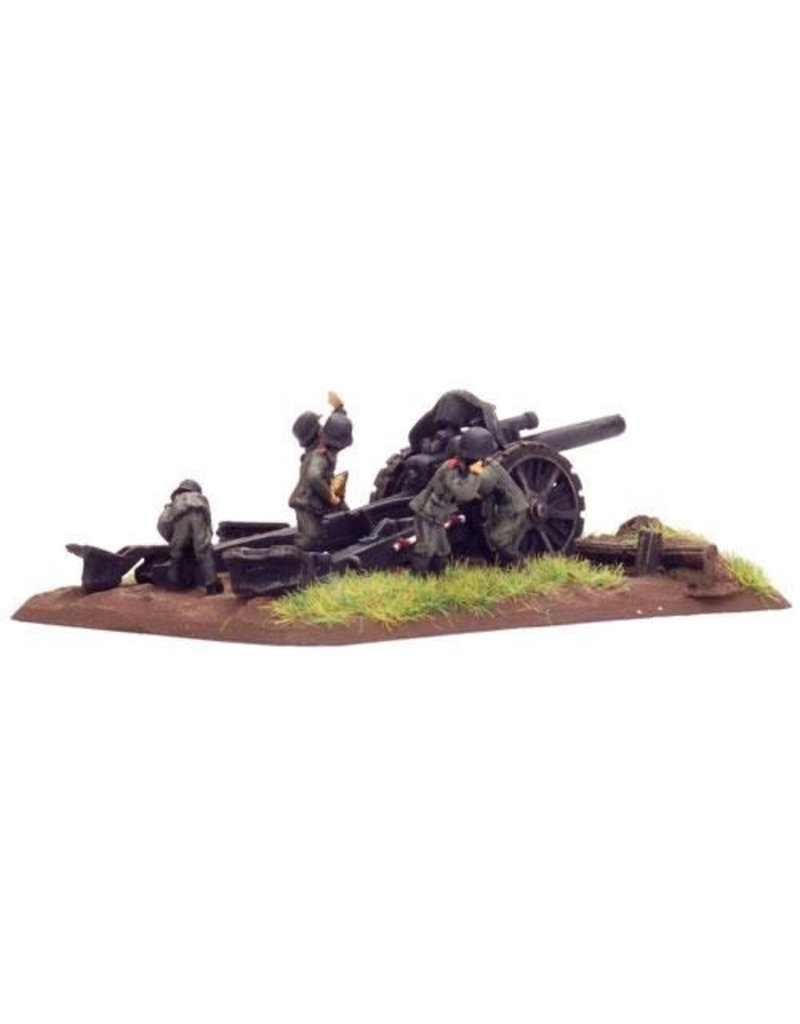 Flames of War GE571 German 10.5cm leFH18 Howitzer