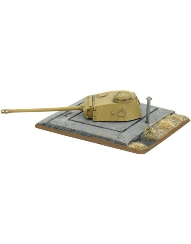 Flames of War GE680 German Pantherturm I