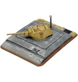 Flames of War GE682 German T-34/76 Turret Bunker