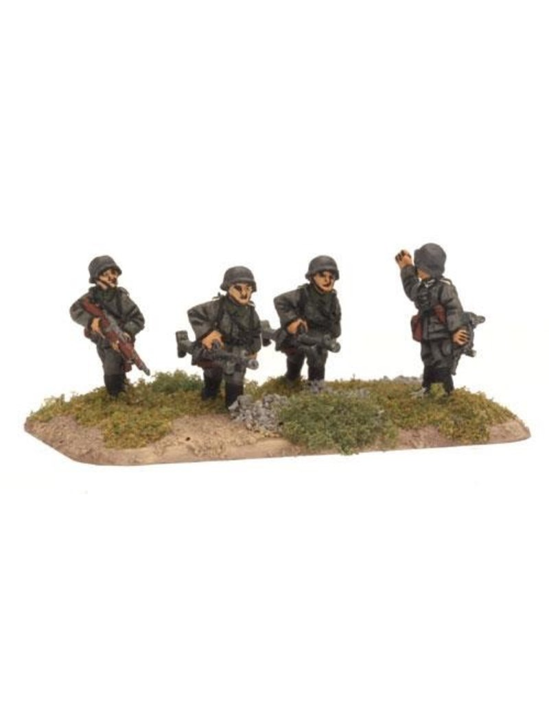 Flames of War GE701 German Company HQ