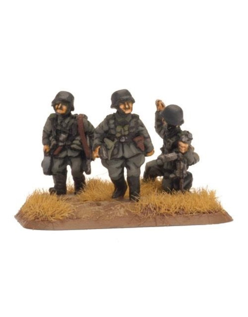 Flames of War GE703 German Panzergrenadier Platoon