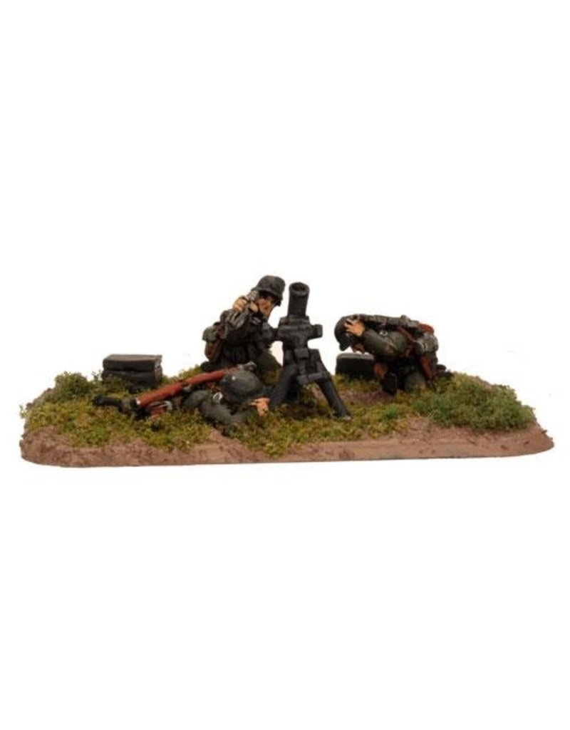 Flames of War GE705 German Mortar Platoon