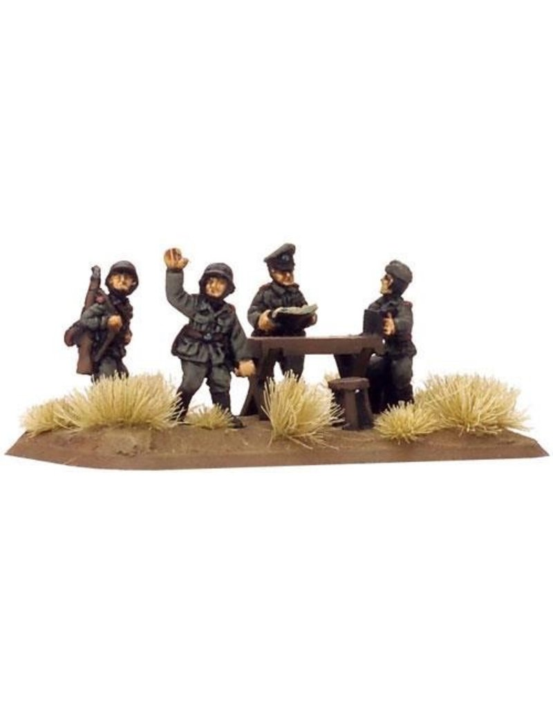 Flames of War GE709 German Artillery HQ