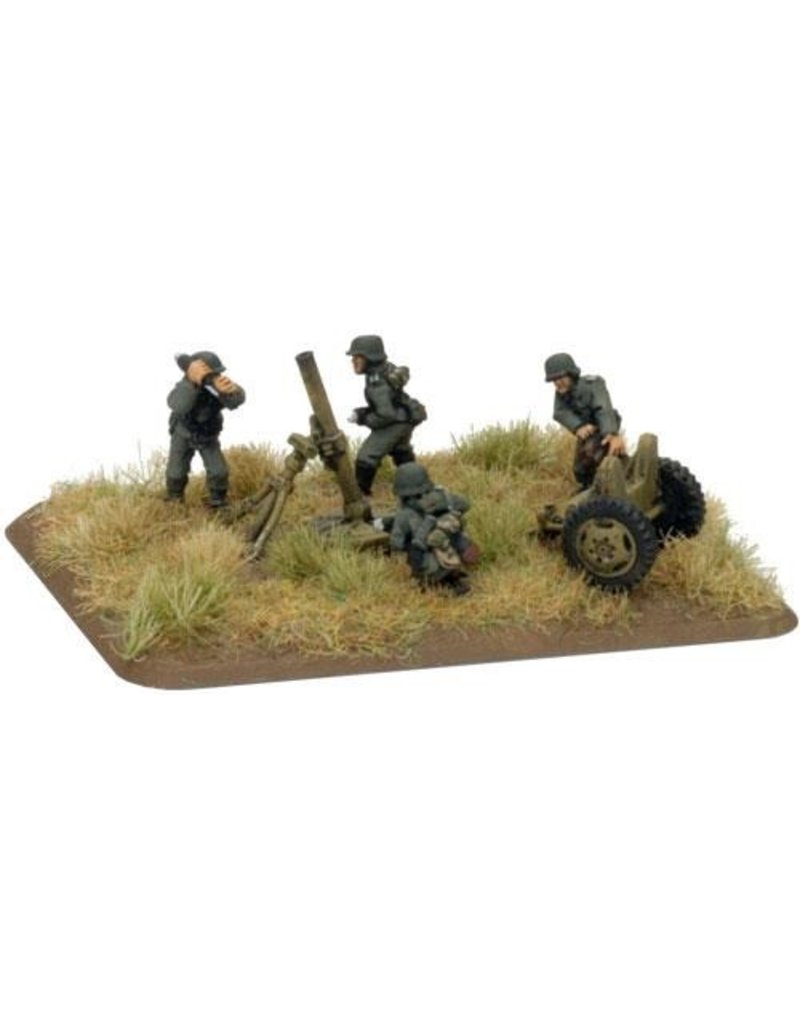 Flames of War GE711 German Hvy Mortar sGW43 12cm
