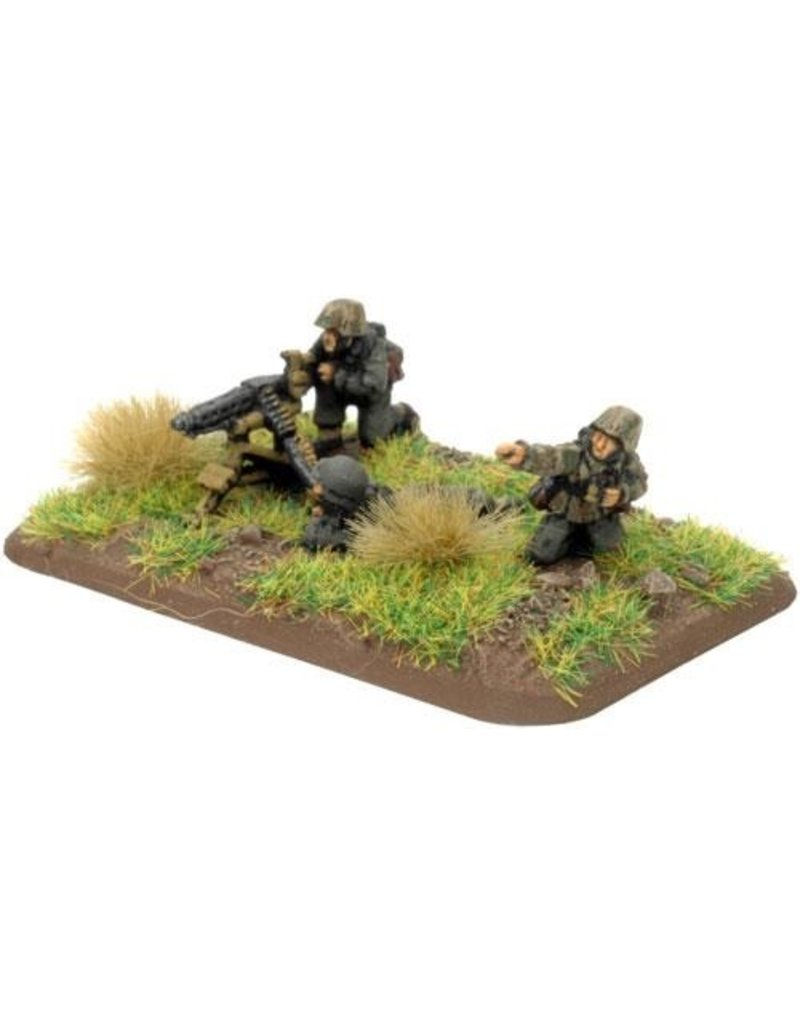 Flames of War GE721 German Company HQ