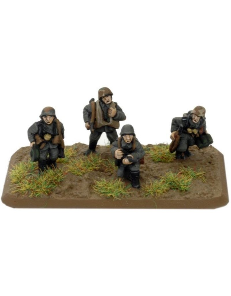 Flames of War GE726 German Pioneer Platoon
