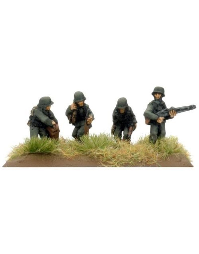 Flames of War GE727 German Pioneer Platoon Late