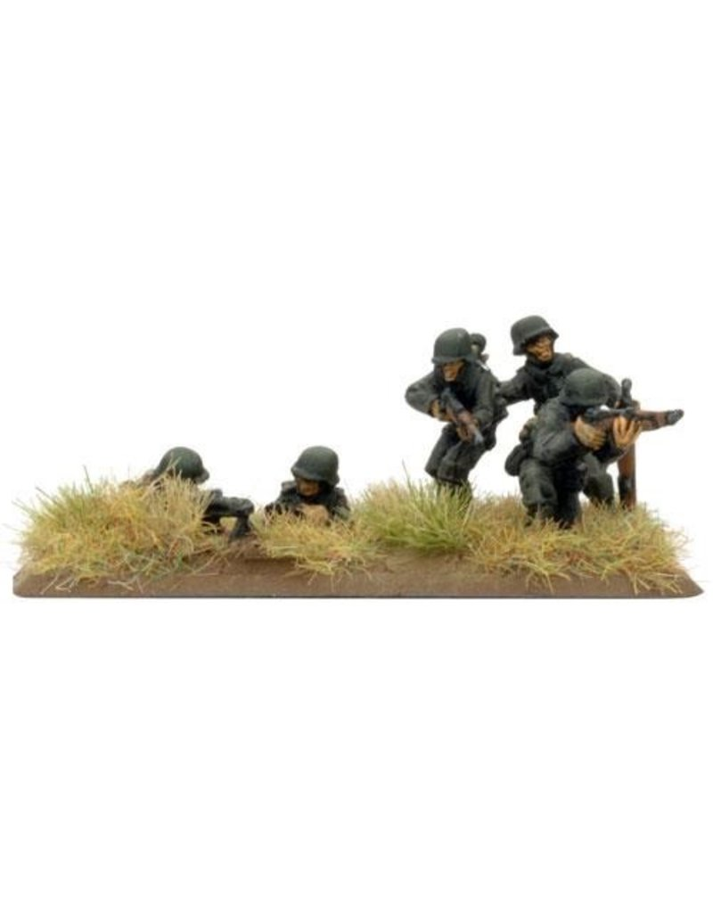 Flames of War GE732 German Grenadier Platoon Late