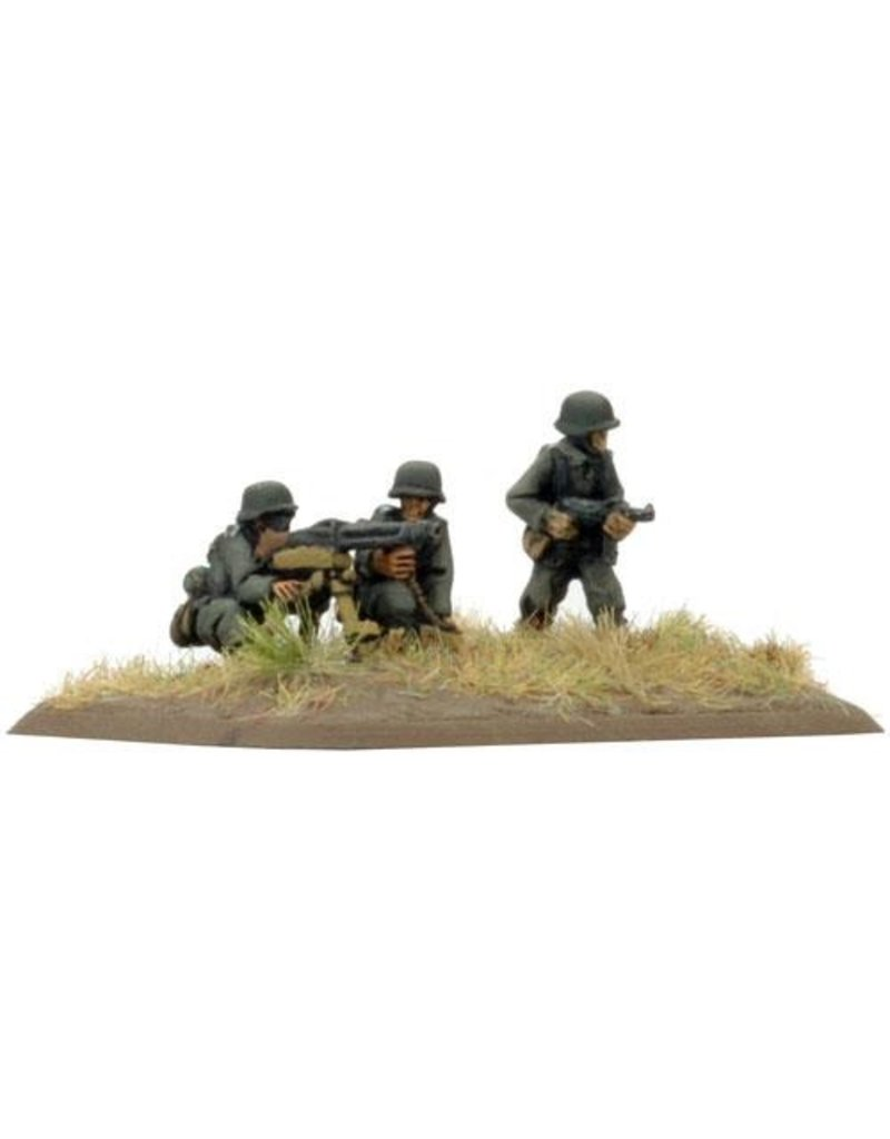 Flames of War GE734 German MG Platoon Late