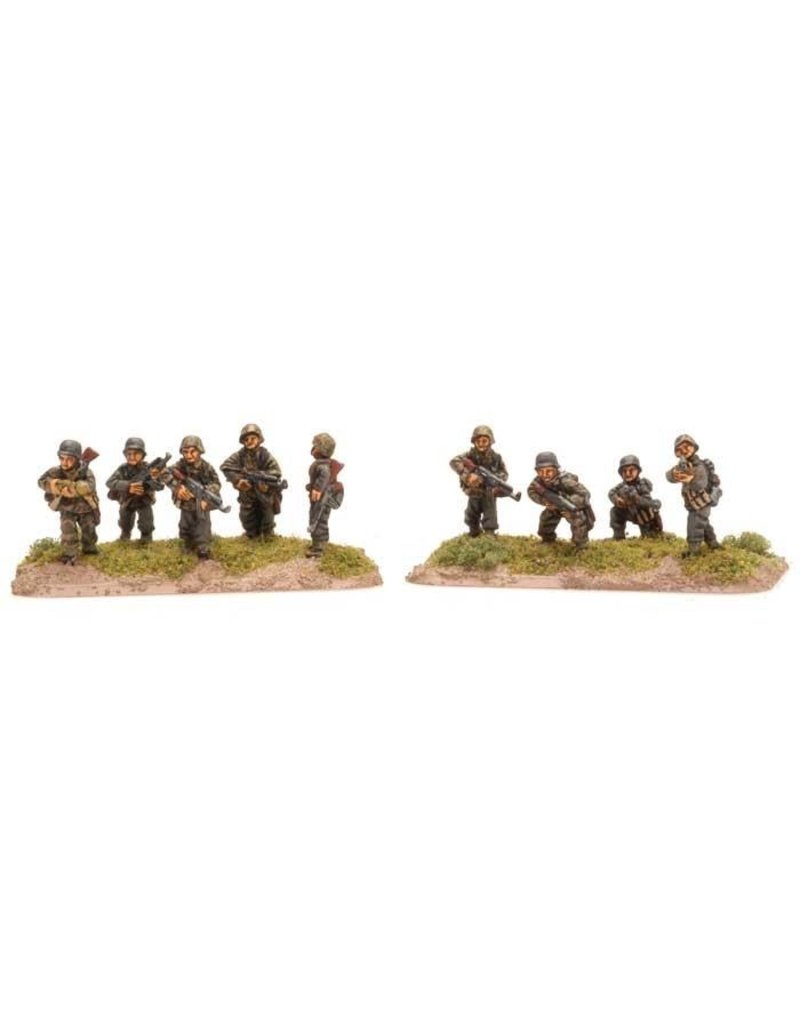Flames of War GE737 German Assualt Rifle Platoon