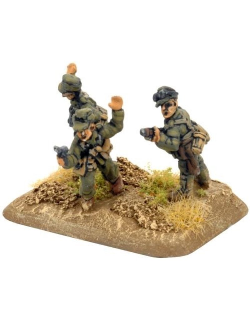 Flames of War GE742 German Schutzen Platoon