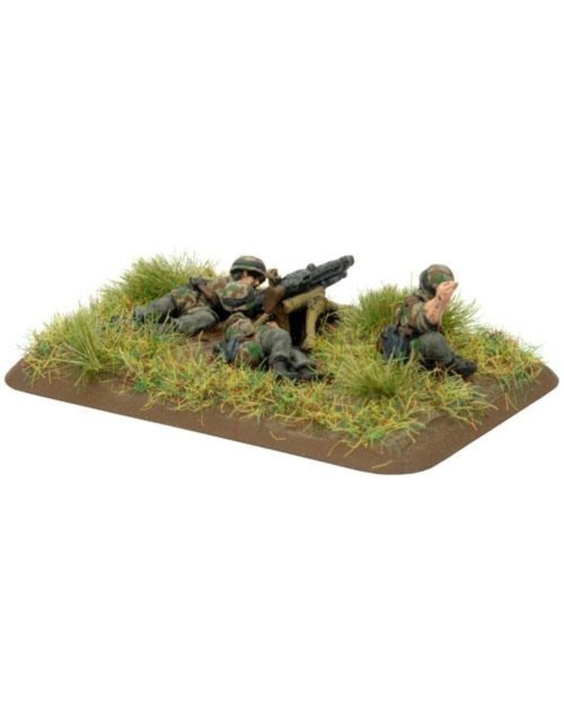Flames of War GE764 German FJ Machine-gun Platoon