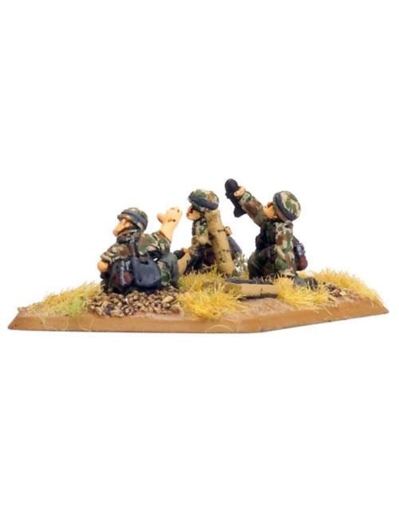 Flames of War GE765 German Mortar Platoon FJ