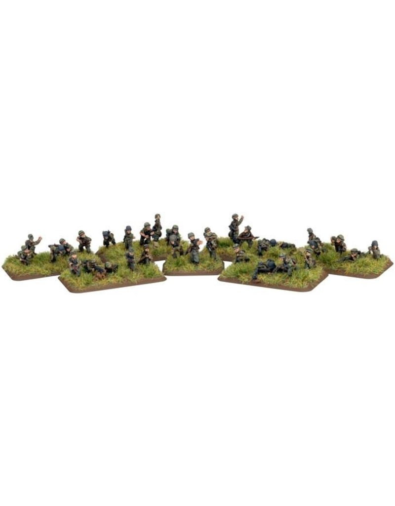 Flames of War GE766 German FJ Pioneer Platoon