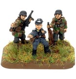 Flames of War GE801 German HG Company HQ